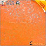 Arancio non tessuto dei materiali da imballo no. 6 del regalo & del fiore