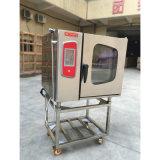 Four électrique de Combi d'affichage numérique De matériel de cuisine à vendre