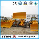 熱い販売の5トンの安い車輪のローダー中国