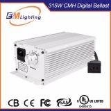 Ballast électronique de la Culture Hydroponique grow Kit d'éclairage Ballast 315W CMH numérique
