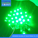 lamp van het Koord van de Lamp van de LEIDENE Blootstelling van de Kleur van 12mm parelt de Enige de Lamp van de Reclame