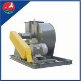ventilador de ventilación de poco ruido de la fábrica de la serie 4-72-6C con la succión de la señal