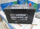 12V150ah Baterias de caminhões pesados N150