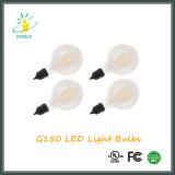 G150 E40 Heizfaden-Dekoration-Licht des Chrom-Silber-LED