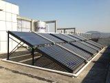 50 Tubes coletor solar de borboleta de baixa pressão com Ce