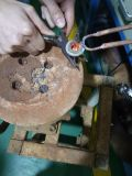 용접 케이크 분사구를 위한 IGBT 유도 가열 장비
