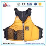 Jacket de vida masculino Pfd Dispositivo de flutuação pessoal