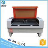 Machine de gravure à coupe laser laser à gaz Dongguan pour bois / acrylique / Cuir / MDF Prix