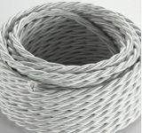 Fio elétrico trançada, Cabo de cobre, cabo de alimentação, cabo de par trançado (BYW-8001)
