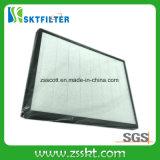 Filter van de Lucht van de hoge Efficiency de Corpusculaire met het Frame van het Karton