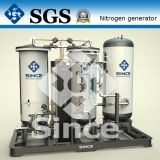 Equipamento da purificação do nitrogênio da adsorção do balanço da pressão