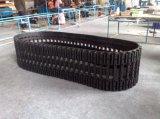 Type lourd chenille en caoutchouc de piste de Leve