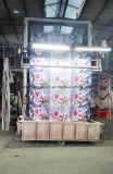 100% polyester 75GSM288f Disperse Tissu imprimé pour ensemble de couette