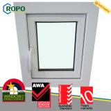 Hurrikan-Auswirkung-Flügelfenster Windows des europäische Art-deutsches Rahmen-UPVC
