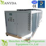 machine refroidie par air de refroidisseur d'eau de compresseur du défilement 80HP
