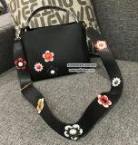 형식 신선한 꽃 패턴 숙녀 어깨에 매는 가방 여가 핸드백 Sy8126