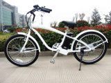 elektrisches Fahrrad des männlichen Strand-26inch