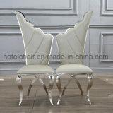 Серебряный свадебный банкет Witn стула трона ферзя трона