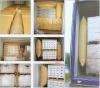 Bolso de aire inflable de alta resistencia del balastro de madera del papel de Kraft para el transporte