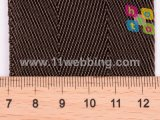 Qualitäts-verdrehtes doppeltes Herringbone Nylongewebtes material für Beutel