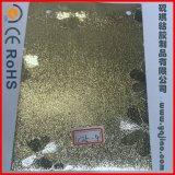 다른 Colos를 가진 박판 가구를 위한 금속을 입힌 빛나는 높은 광택 PVC 필름