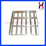 Filtre magnétique d'aimant de gril/séries magnétiques de forme de Râper-Grand dos