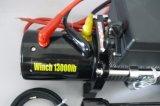 Argano elettrico di ripristino di CC di SUV 4X4 12V/24V (13000lb-1)