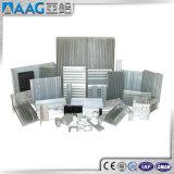 展覧会または公平なか展示会ブースの区分のためのアルミニウム表示据え付け品のプロフィール