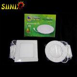 6W piccolo LED illumina i comitati chiari piani del LED (SL-MBOO6)