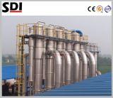 Alto multi concentratore efficiente dell'evaporatore di vuoto di effetto