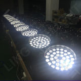 36X18W DMX DJ RGBWA紫外線LEDのビーム移動ヘッド
