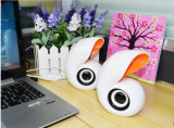Nouveau design Beauty Sound Ultra Mini Speaker, Sea Snail Shape Portable Mini Computer Speaker