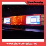 pH2 écran fixe polychrome d'intérieur de l'installation DEL
