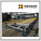 Painel da plataforma do telhado Kxd-1000 que dá forma à máquina