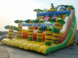 Inflável Bounce Jumping Slide Inflatable Game