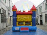 판매를 위한 Jumping Castle 공주 팽창식 쾌활한 성곽