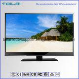 C.C 12V à C.A. de FHD 1080P DVB-T DVB-C Digitals Eled TV du plus défunt modèle 21.5 «