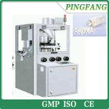 Machine rotatoire de presse de tablette de la Chine Zpt15D avec l'usine inférieure