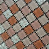 Mosaico di vetro della parete e del pavimento del materiale da costruzione per la parete