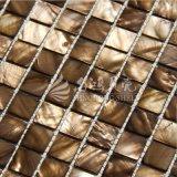 Mosaico de Shell de joyería de lujo en materiales de construcción