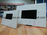 """Карточка нот LCD открытой стойки 4.3 левой стороны """" с внутренней коробкой"""