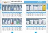 Matériau de HDPE de l'empaquetage en plastique de bouteille de jet de rhinite