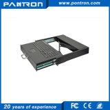 19 Tastatur der Zolleinzelne Portnotenauflage KVM mit VGA-Kabel