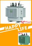 Trasformatore/trasformatore energia elettrica/trasformatore a bagno d'olio