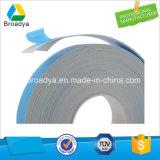 Solvente echado a un lado doble industrial de la cinta de la espuma basado (BY1010)