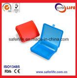 Ausrüstungs-Faust-Hilfsmittel-Plastikfall für Krankenwagen-Rettungs-Emergency Installationssatz-Geräten-Cer ISO-FDA