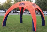 Wasserdichte Luft dichtete aufblasbares Auto-Zelt-aufblasbares Tentage kundenspezifisches Firmenzeichen-Luftgazebo-Zelt-Festzelt-Kabinendach-Zelt