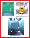 판매를 위한 큰 공간 및 매끄럽게 차 & 화물 엘리베이터 상승