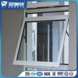 Perfil de aluminio que pinta (con vaporizador) del polvo blanco 6063t5 para la ventana del oscilación