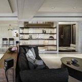 Sofà moderno del tessuto del salone di stile (F629-13)